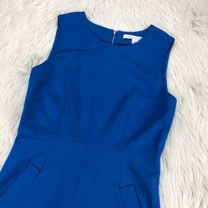 Diane Von Furstenberg Dresses - Diane Von Furstenberg Carpreena Sheath Dress